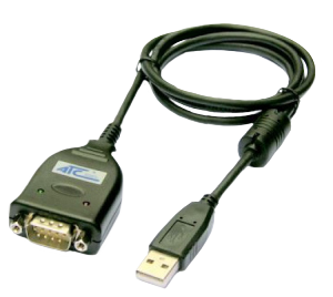 ATC-810 - USB to Single Port RS232 Converter, speed: 12 Mbps, DB9
