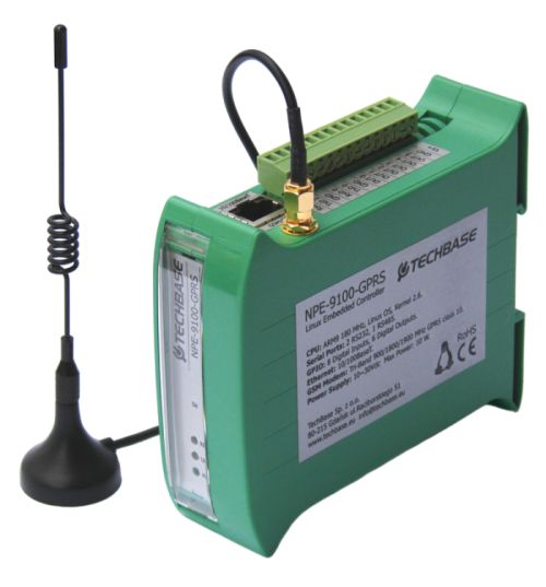 TRM212 - Danfoss ECL200/300 controller, bi-directional data