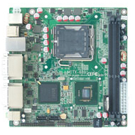 For used MITX-6854 industrial control motherboard MITX 6854