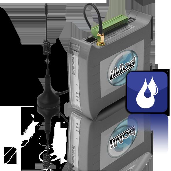 monitoring zużycia wody