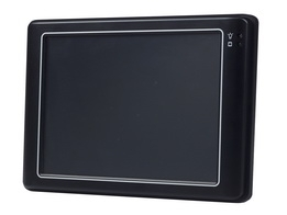 "Komputer panelowy, 8.9"" LCD, ekran dotykowy, CPU DM&P Vortex86MX+ 1GHz, 1GB DDR2 RAM, Compact Flash Type, microSD, Mini-PCI, 1x RS-232/422/485, bezwentylatorowy, audio, 2x USB"
