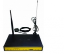 GPS+GPRS ROUTER, EGSM900/GSM1800MHz, GPRS, 1x 100base-TX RJ-45, TCP/IP, UDP, ICMP, SMTP, HTTP, POP3, OICQ, TELNET, FTP, SNMP