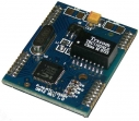Low cost TTL/RS-232/422/485 to TCP/IP, embedded serial-to-erthernet module, converter module