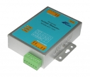 RS-422/485 photoelectric isolation data repeater