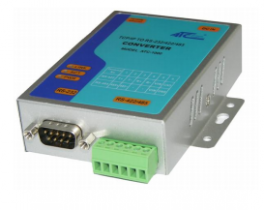 Konwerter Ethernet TCP/IP na RS-232/422/485, 32-bit RISC (NP7/9 series), 32MB RAM, DB9-DTE (Male), 1 x RJ-45, 10Base-T or 100Base-TX, 9-24 VDC@500mA——100mA