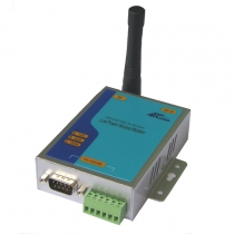 RS-485 Mini Power 500mW Wireless Radio Modem. 1000m communication distance, converter