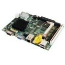 EMB-4650 Low-Power EPIC Motherboard Based on Intel Atom Z510P, chipset Intel Poulsbo SCH, 512 MB RAM embedded, 1 X LVDS, 1 X VGA, supports Mini-IDE, SATA, CF and SD cards, Gigabit Ethernet, 8 X USB2.0/1 X LPT/2 X COM/1 X MINI-PCI/1 X PCI/1 X PC104