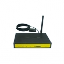 ZigBee+EDGE ROUTER, GSM850/900/1800/1900MHz, GPRS, EDGE, 1x 100base-TX RJ-45, TCP/IP, UDP, ICMP, SMTP, HTTP, POP3, OICQ, TELNET, FTP, SNMP