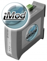 ModBus telemetry module. Datalogger, modbus gateway, alarm channels, converter, 1-wire, Ethernet, Linux, ARM9, SD, MMC, Flash, fanless, SNMP, WWW panel, BOX, router, 180MHz, device server, CPU ARM9 180MHz, 2x RS-232, 1x RS-485, do, usb, zigbee, relay, di, 10/100 TX, analog in