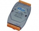 2-channel 12-bit analog output Module with Isolation - Modbus standard, distributed i/o, RS-485, ao