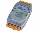 4-channel 14-bit Analog Output Module, distributed i/o, ao, modbus, RS-485