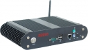 "Linux Embedded computer with CPU Intel Atom  N270 1.6GHz, 2GB RAM, VGA, DVI, TV-OUT, HDMI, 1x CF, 1x SD, 1x 2.5"" SATA2 HDD, 1x RS-232, 2x USB, HD audio, Gigabit Ethernet, Wi-Fi, FullHD, fanless, size 244.8x156x54.5mm, Windows"