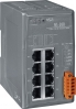 Unmanaged 8-Port Industrial 10/100 Base-TX Ethernet Switch