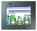 "Touch Panel Computer, 12.1"" SVGA TFT LCD, Intel Core 2 Duo / Core, 2x RS-232, 1x RS-232/422/485, 4x USB, 2x PS/2, 2x 1000base-TX, 1x DVI-I, 2x PCI, 2x FireWire, audio, 2x 240-pin DDR2 DIMM max. up to 4 GB, 1x 2.5"" SATA HDD"