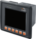 "ViewPAC z ekranem LCD 5.7"", ISaGRAF, Windows CE, CPU PXA270 520MHz, SDRAM 128 MB, 96 MB Flash, microSD socket, 1x RJ-45 10/100 Base-TX, 1x USB, 1x RS-485, 1x RS-232"