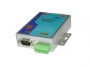 RS232/422/485 to Ethernet converter, device server, 1x 100Base-TX RJ-45, wt, CPU 25MHz, TCP, SNMP, RS232/422/485 to Ethernet converter, device server, 1x 10Base-T or 1x100Base-TX RJ-45, wt, CPU 25MHz, 64KB OTP ROM