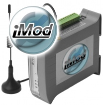 ModBus telemetry module. Datalogger, modbus gateway, alarm channels, converter, 1-wire, Ethernet, Linux, ARM9, SD, MMC, Flash, fanless, SNMP, WWW panel, BOX, router, 180MHz, device server, CPU ARM9 180MHz, 2x RS-232, 1x RS-485, do, usb, zigbee, relay, di, 10/100 TX, analog in, built in GSM/GPRS/EDGE modem