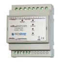 MBUS60 RS485 TO MBUS LEVEL CONVERTER/REPEATER