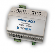 mBus 400 - RS232 TO M-BUS CONVERTER