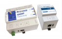 Programmable industrial SNMP gateway/converter, up to 8x RS-232/485, up to 2x Ethernet TCP, GPRS/3G/4G/LTE modem