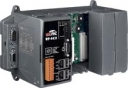 Standard WinPAC-8000 with 4 I/O slots, RS-232/485, Ethernet, FRnet, CAN, built-in Flash memory, WT-25+75, programmable, PLC, CPU PXA270 520 MHz, 2x USB